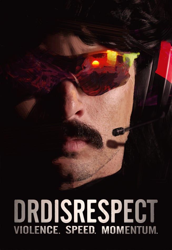 Dr Disrespect Cover Biografie