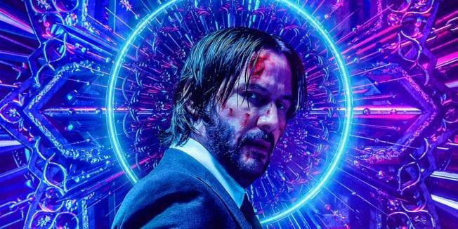 John Wick 3, Poster, Keanu Reeves