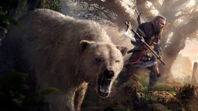 Assassin's Creed Valhalla Legendäre Tiere Fundort