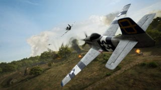 Medal of Honor: Above and Beyond Fliegen