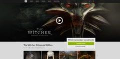 Witcher 1 gratis auf GOG
