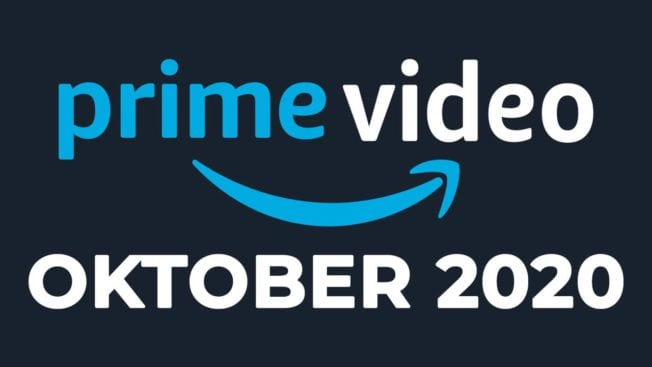 Amazon Prime Video Oktober 2020