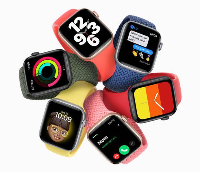 Apple Watch Series SE vorbestellen