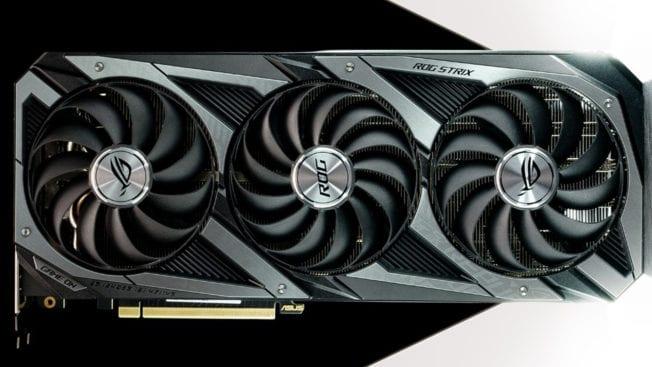 ROG Strix GeForce RTX 3070