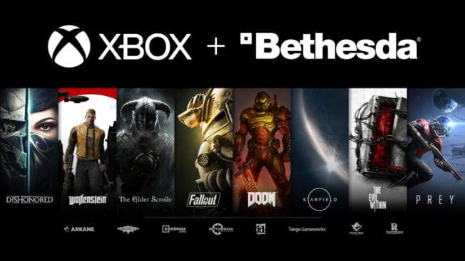 Xbox kauft Bethesda