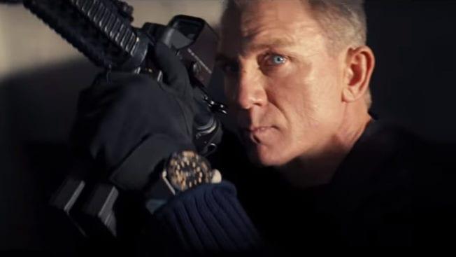 James Bond 007 No Time to Die