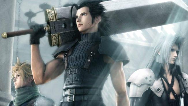 Crisis Core Final Fantasy 7 Remake Portierung