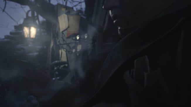 Resident Evil 8 Villange Waffenverkäufer