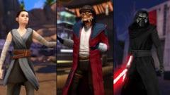 Die Sims 4 Star Wars Addon DLC