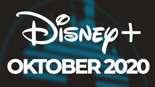 Disney Plus Oktober 2020 Neuheiten