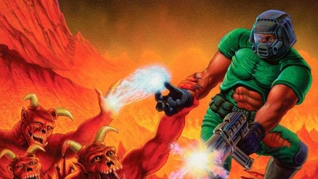 Doom 1993 Super Mario 64