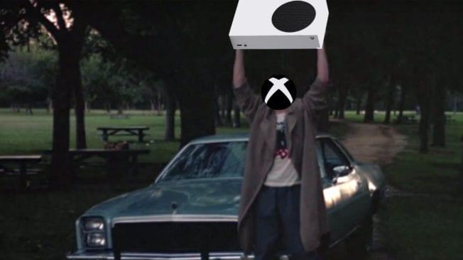 Xbox Series S besten Memes