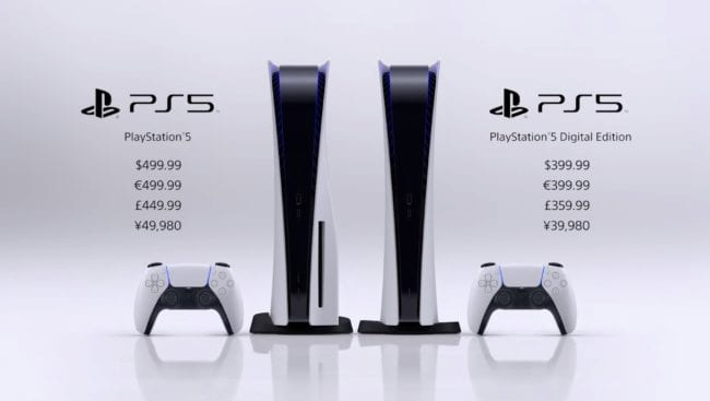 PS5 - Preis & Release-Datum bekannt