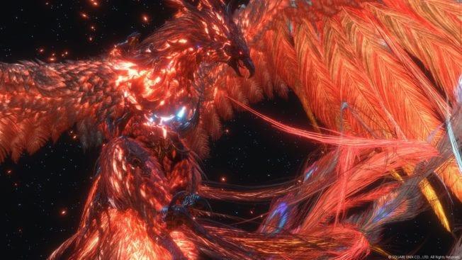 Final Fantasy 16 - Phoenix Transformation
