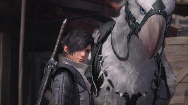 Final Fantasy 16 - Chocobo