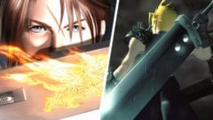 Final Fantasy 7 und Final Fantasy 8 Twin-Pack
