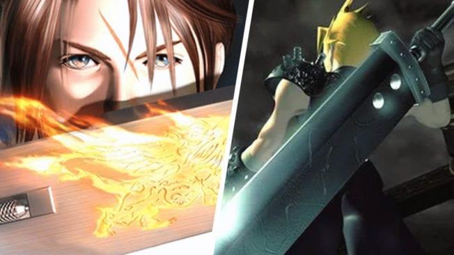 Final Fantasy 7 und Final Fantasy 8 Twin-Pack