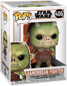 Funko-POP 406 Gamorrean Fighter