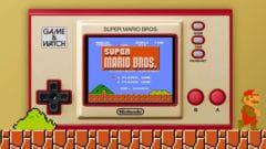 Game & Watch: Super Mario Bros. - neuer Handheld