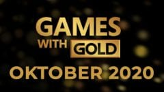 Games with Gold Oktober 2020