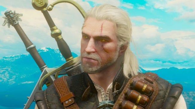 The Witcher 3 Next Gen PS5 Xbox Series X