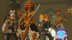 Hyrule Warriors Zeit der Verheerung Spielbare Charaktere