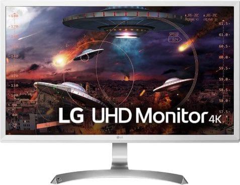 Top Monitore 2020: LG 27UD59-W