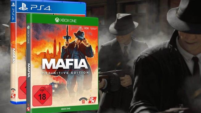 Mafia: Definitive Edition kaufen Amazon MediaMarkt Saturn