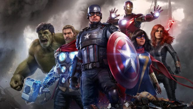 Marvel's Avengers PS4 Rekord