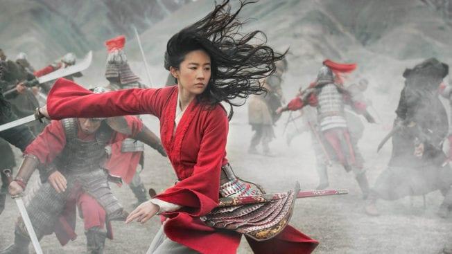 Mulan (2020), Walt Disney, Poster