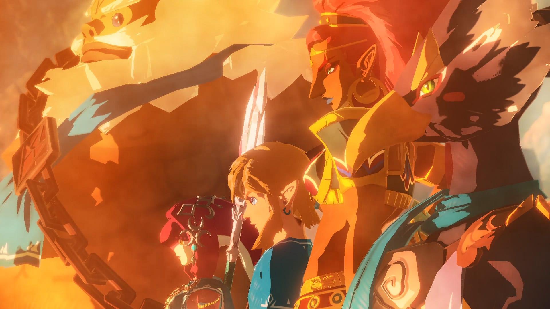 Hyrule Warriors: Zeit der Verheerung - Link