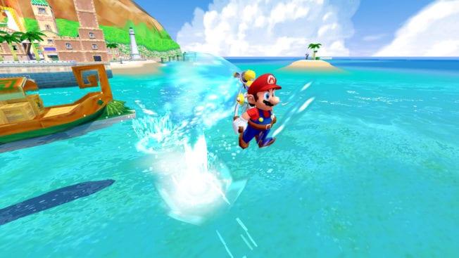 Super Mario 3D Allstars Sunshine