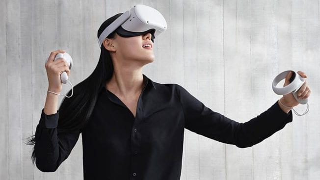 Oculust Quest 2 - Bilder Headset