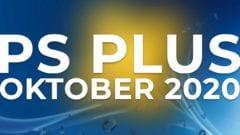 PS Plus Oktober 2020