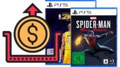 PS5 Games teurer 80 Euro