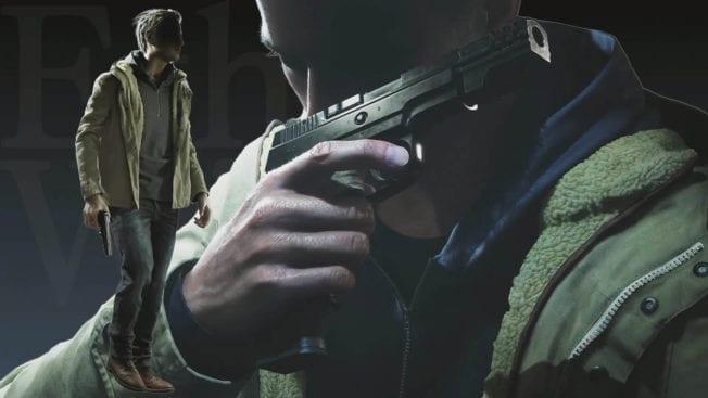 Resident Evil 8 Village Ethan Winters