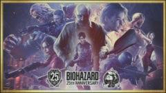 Resident Evil Serie Anniversary 25 Geburtstag