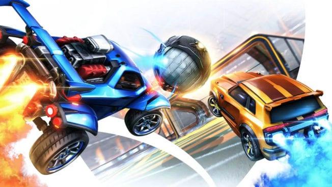 Rocket League Free-2-Play