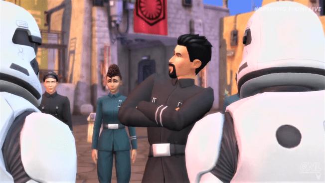 Die Sims 4 Reise nach Batuu Star Wars Boykott