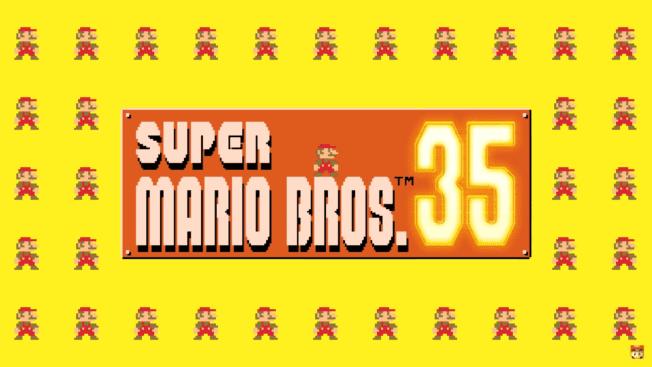 Super Mario Bros. 35 Nintendo