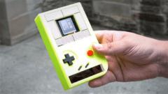 Game Boy ohne Batterien Engage