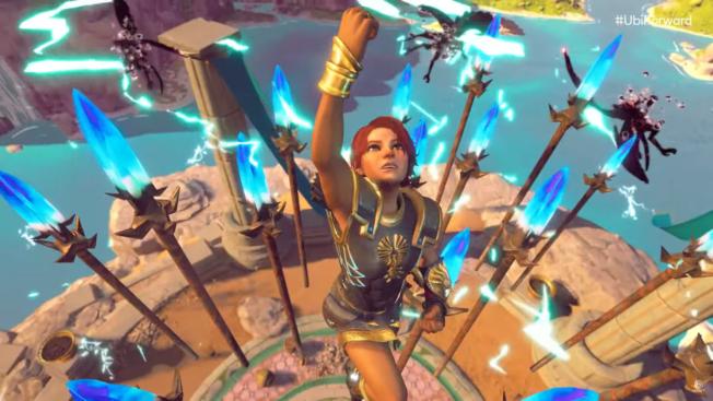 Immortals: Fenyx Rising Fähigkeiten
