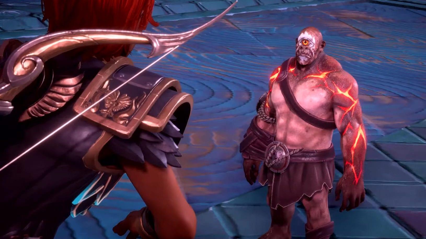Immortals: Fenyx Rising Monster