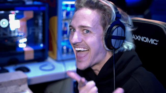 Ninja Twitch Rückkehr Mixer