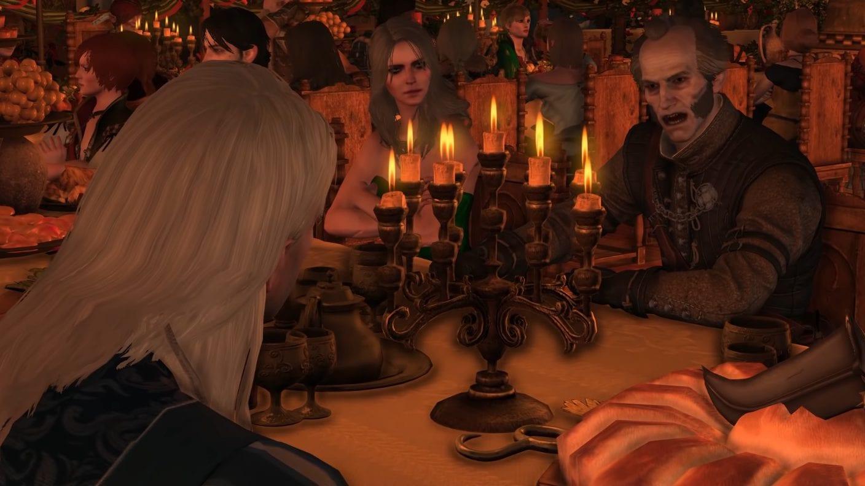 The Witcher 2 Mod als Ersatz für The Witcher 4