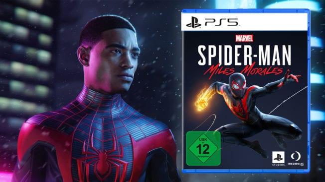 Spider-Man: Miles Morales vorbestellen