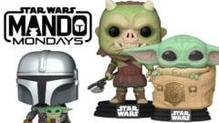 Star Wars Funko Pop The Mandalorian Staffel 2