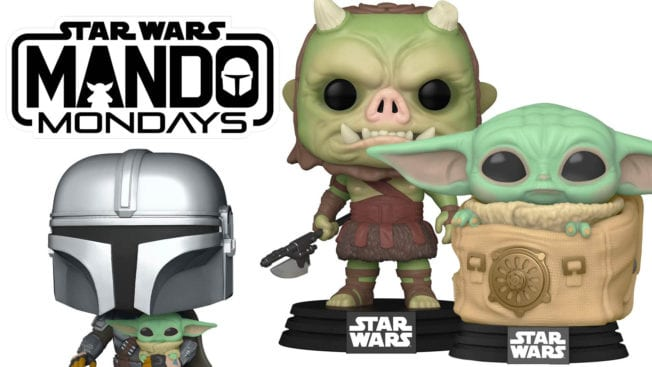 Star Wars Funko Pop The Mandalorian Staffel 2