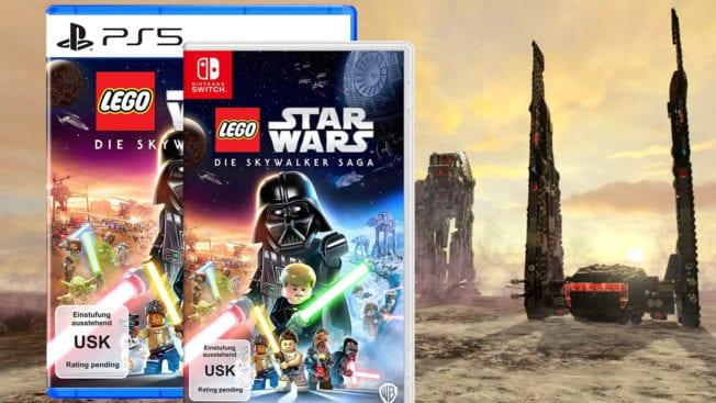 Star Wars Lego Skywalker Saga