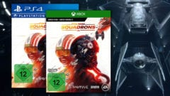 Star Wars Squadrons PS4 Xbox One vorbestellen Preorder